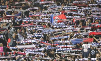 PSGOL - Le club a exclu 9 supporters supplémentaires du Parc des Princes, indique L'Equipe