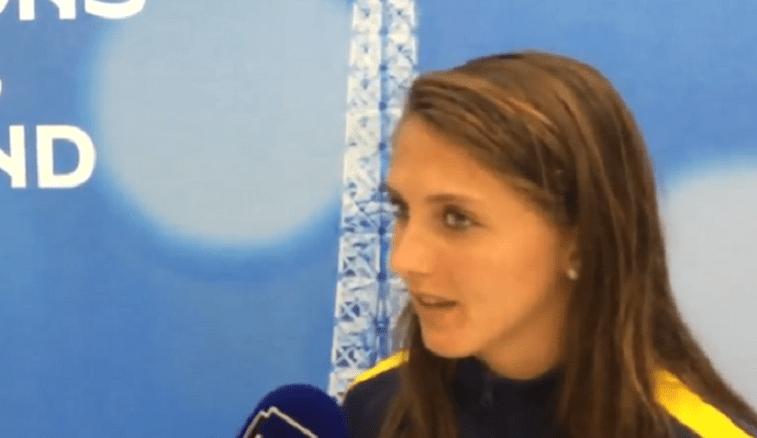 """PSG/Linköpings - Eve Périsset """"L'objectif c'est clairement d'aller le plus loin possible"""""""