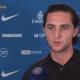 """PSG/Amiens - Rabiot """"les matches qui suivent une trêve sont toujours compliqués à aborder...Nous l'avons bien fait"""""""