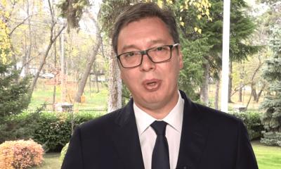 """Le président de la Serbie demande l'identité des """"criminels"""" qui ont """"attaqué"""" les supporters de Belgrade"""