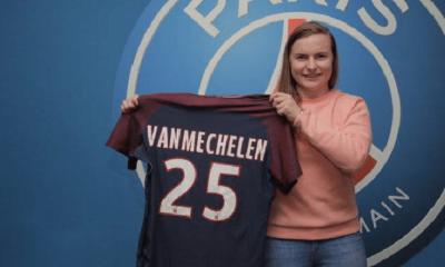 """Féminines – Davinia Vanmechelen """"Paris, c'est super-professionnel...Meunier ? On s'envoie des messages d'encouragements"""