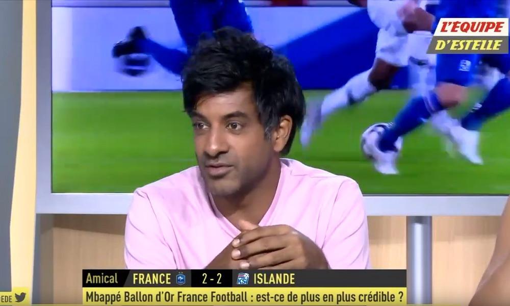"""Dhorasoo: """"Mbappé? C'est incroyable d'être comme ça son âge"""""""