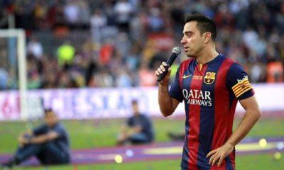 "Xavi ""Neymar doit encore gagner en maturité"""