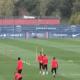 PSG/Belgrade - Meunier, Draxler et Diarra présents à l'entraînement collectif ce mardi !