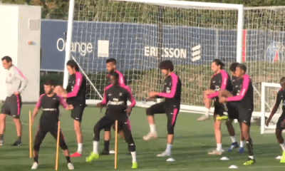 PSG/Amiens - Neymar et Meunier absents de l'entraînement ce vendredi