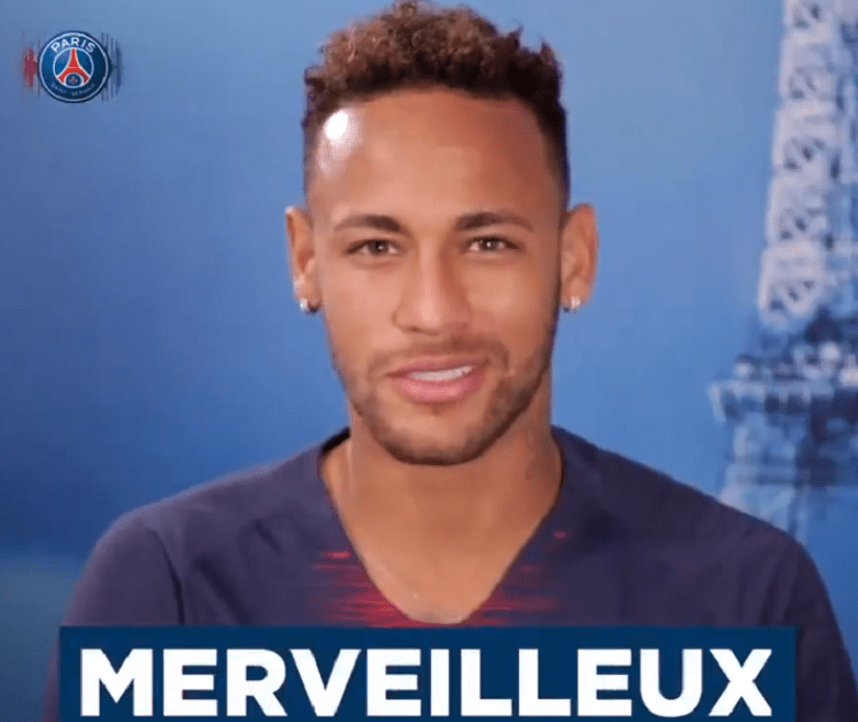 """Les images du PSG ce samedi : internationaux et """"en un mot"""""""