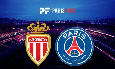 Ligue 1 : Les points sur les indisponibilités pour la rencontre AS Monaco - PSG