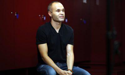 """Iniesta """"Le PSG a le potentiel pour gagner la Ligue des Champions"""""""
