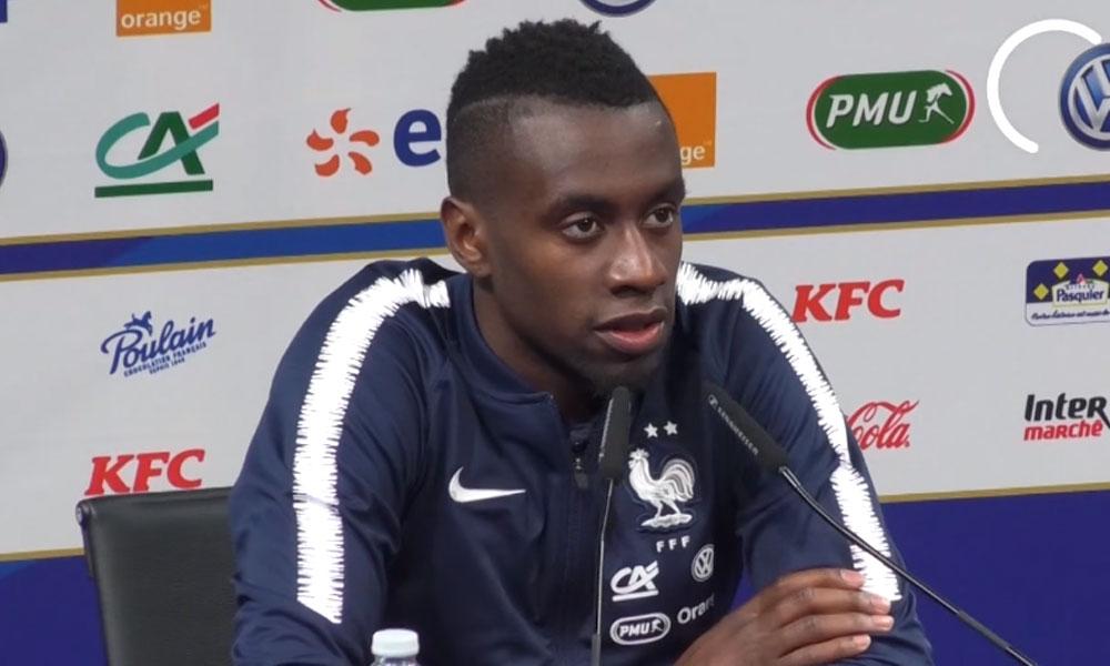 Matuidi: Mbappé «Ça fait partie de sa personnalité et c'est à l'image du joueur qu'il est»