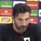 """Naples/PSG - Buffon en conf """"Nous savons que gagner est très important et que ce serait une grande chose"""""""