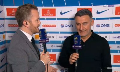 Christophe Galtier interview