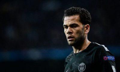 Dani Alves reste le meilleur à son poste aux yeux de Marcos Ceara