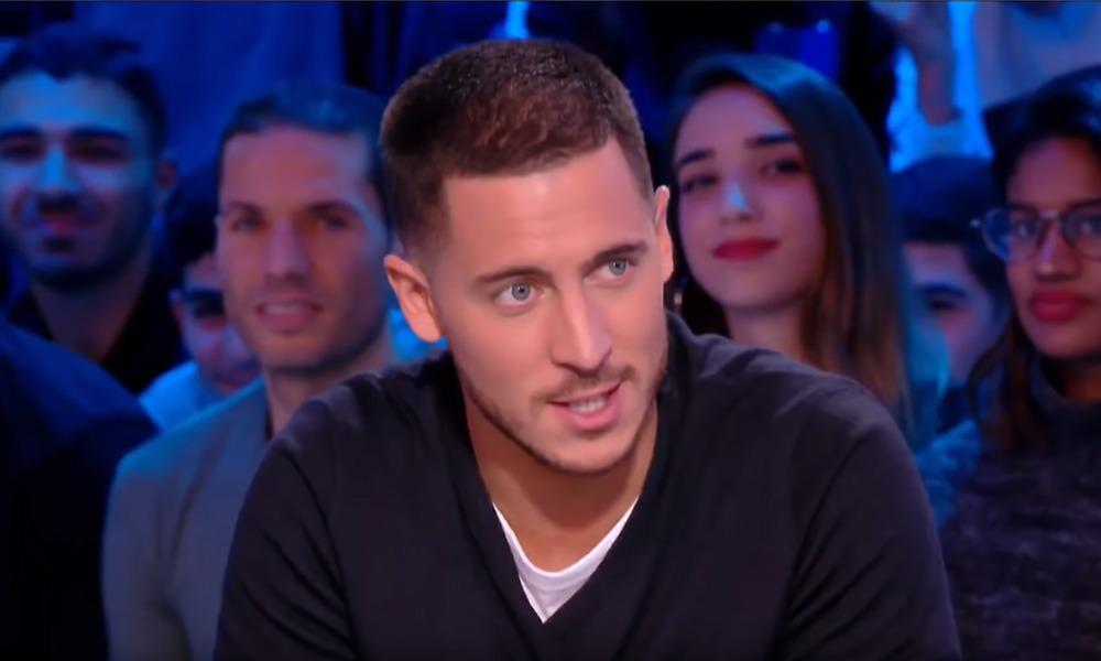 """Hazard """"Liverpool ? Paris peut battre tout le monde...Il y a eu des contacts avec le PSG, mais ça ne m'a pas tenté"""""""