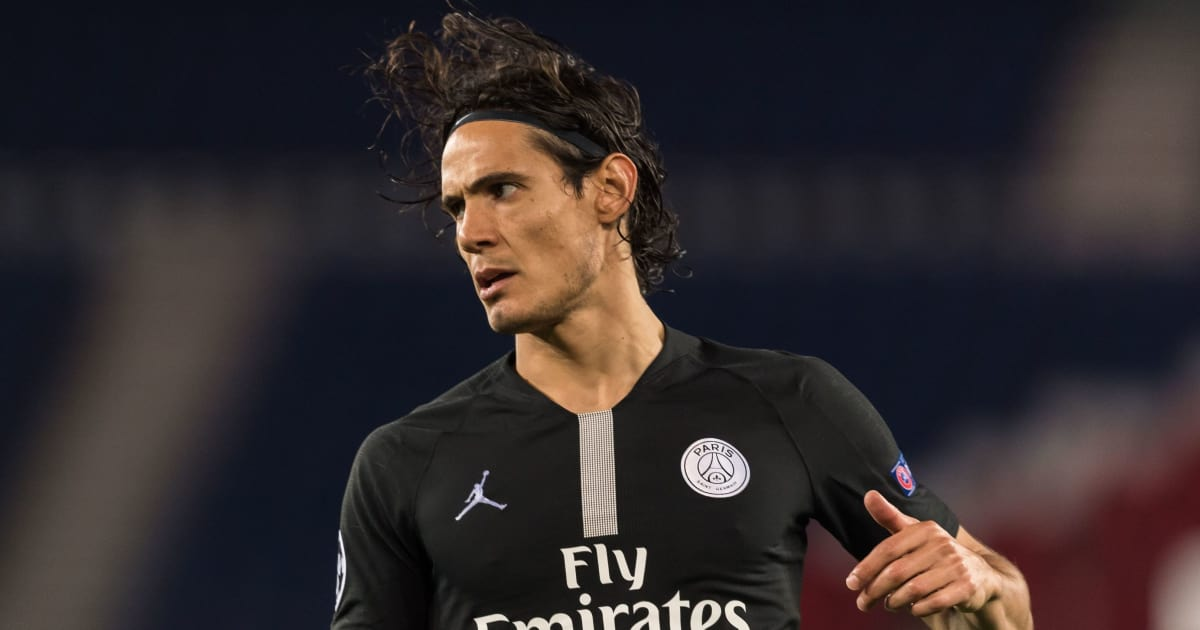 """Jérôme Leroy souligne que l'importance de Cavani """"s'est fait sentir"""" à Naples"""