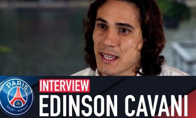 Edinson Cavani interview