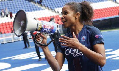 """Féminines - PSG/OL : Laura Georges """"Un millier d'Ultras c'est énorme... Ils vont combler tout le stade"""""""