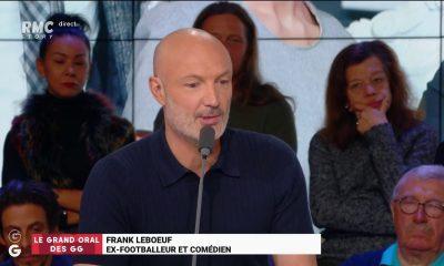 """Leboeuf: """"je préfère avoir Cavani et Allan plutôt que Neymar et Mbappé"""""""