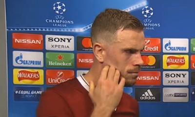 """PSG/Liverpool - Henderson """"Nous sommes déçus parce que nous savons que nous avons le niveau pour gagner contre le PSG"""""""