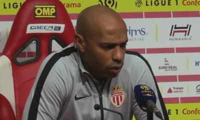 """AS Monaco/PSG - Henry """"l'équipe est atteinte mentalement"""""""