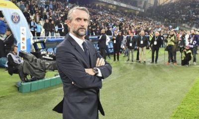"""Jean-Claude Blanc évoque une """"trahison"""" envers le PSG et évoque l'enquête interne qui est lancée"""