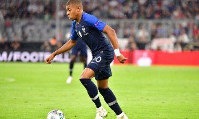Kylian Mbappé n'est pas dans le top 5 du Golden Boy 2018 pour le moment