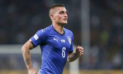 """Mancini: """"Verratti est un excellent joueur et techniquement tellement doué"""""""