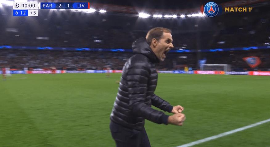 """PSG/Liverpool - Ménès """"Le contrat est totalement rempli...Le grand vainqueur de ce match, c'est Tuchel."""""""