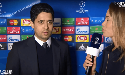 """Al-Khelaïfi: """"On est encore là...Il faut gagner les deux autres matchs"""""""