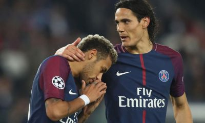 """Cavani: """"Il y a un processus de travail et ça ne veut pas dire que je ne m'entends pas avec Neymar ou Mbappé"""""""