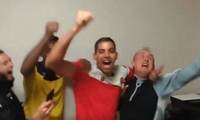 Coupe de la Ligue - Les joueurs de l'US Orléans ont fêté le fait de tomber sur le PSG en 8e de finale
