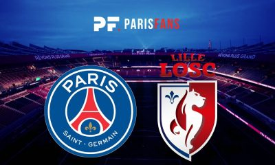PSG/LOSC - Le groupe lillois : 18 joueurs dont 4 Titis parisiens