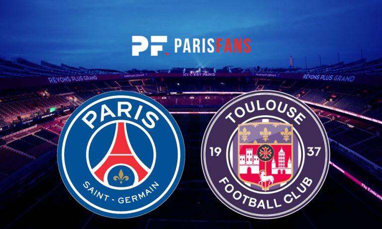 PSG/Toulouse - Les équipes officielles : Dani Alves et Kurzawa sur le banc