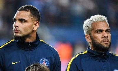 PSGToulouse - L'entraînement vendredi sans Neymar ni Mbappé, Kurzawa et Alves se rapprochent encore du retour