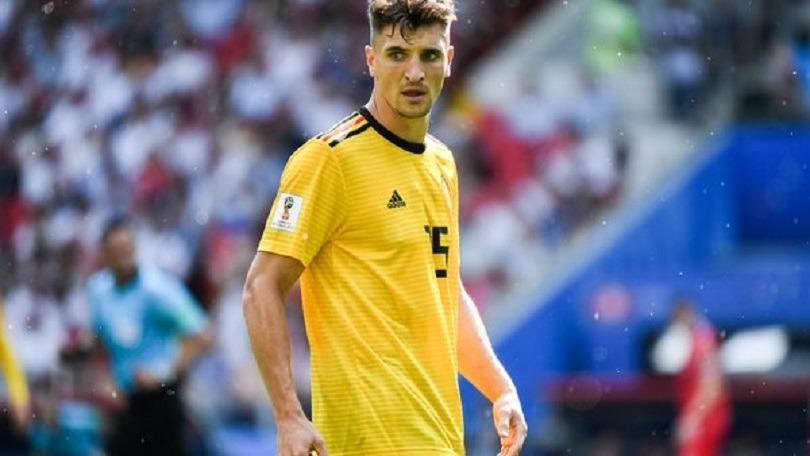 Thomas Meunier décisif lors de la victoire de la Belgique contre l'Islande