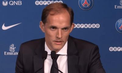 """PSG/Toulouse - Tuchel """"Neymar et Mbappé, on a la possibilité qu'ils jouent contre Liverpool"""""""