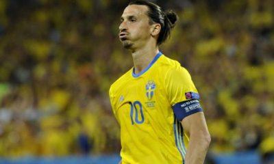 Zlatan Ibrahimovic raconte comment il a essayé de faire en sorte que le PSG ne le recrute pas