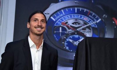 """Zlatan Ibrahimovic: """"J'avais une bonne relation avec Ancelotti, pas seulement comme entraîneur, mais en tant que personne"""""""