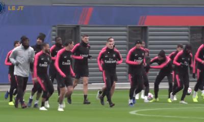 Les images du PSG ce jeudi : entraînement, Lille, conférence de presse et Féminines