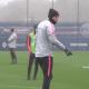 """Les images du PSG ce lundi : sélections, entraînement et """"En un mot"""""""
