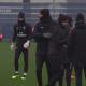 Les images du PSG ce mardi : la fin des sélections et entraînement au Camp des Loges