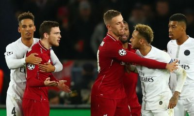 "Robertson : ""C'est frustrant quand Neymar tombe comme ça"""