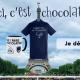 "Bordeaux/PSG - Mugs et tee-shirts ""Ici c'est chocolatine"""