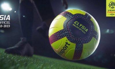 Ligue 1 - Le ballon de la seconde moitié de saison 2018-2019 présenté par la LFP