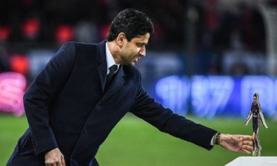 BelgradePSG - Al-Khelaïfi Les joueurs comprennent bien la philosophie du coach et on l'adore