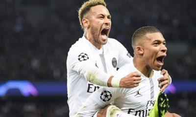 BordeauxPSG - Neymar et Mbappé ont fait le voyage avec le groupe