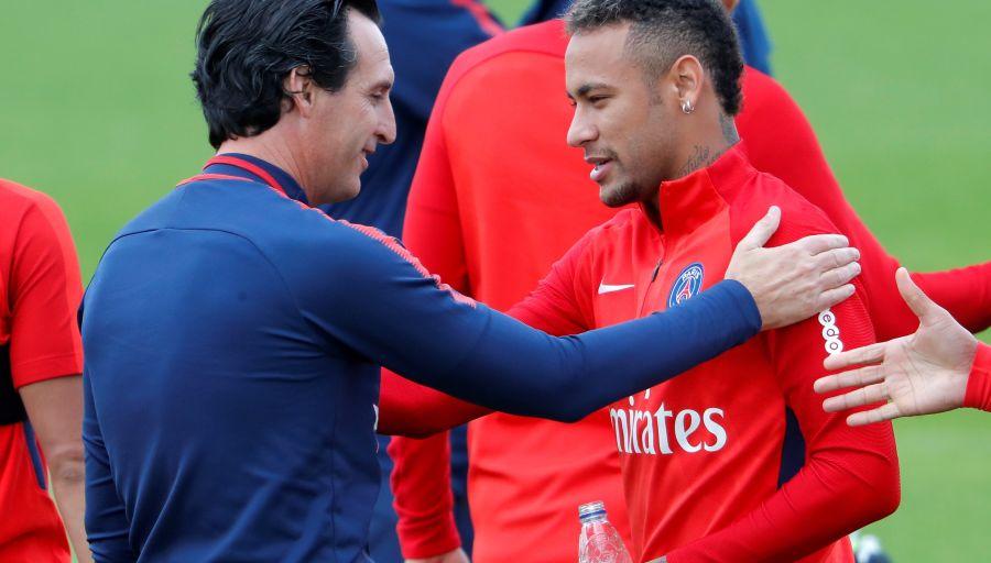 Emery Neymar a un grand cœur...IL n'a besoin d'aucun conseil pour décider de son avenir