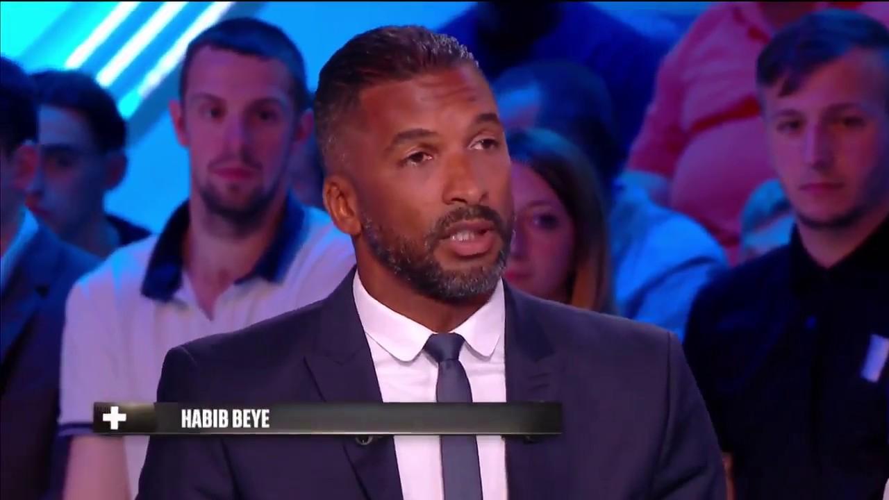 """Habib Beye: """"Manchester United? On est face à une équipe de très haut niveau"""""""
