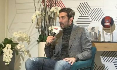 Interview Buffon