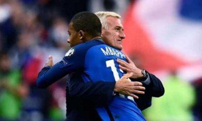 """Deschamps : Mbappé? """"J'ai la chance qu'il soit Français, il faut en profiter"""""""