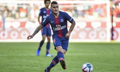 Ligue 1 - Marco Verratti sera suspendu après son carton jaune pris à Bordeaux